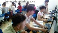Khoá học kế toán tổng hợp thực tế ở Hà Nội