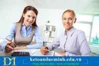 5 nghiệp vụ văn phòng cần có của một kế toán giỏi