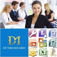 Các khóa học tin học văn phòng tại trung tâm tin học Đức Minh ở Hà Nội