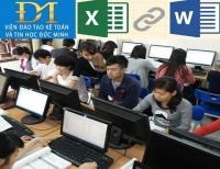 Địa chỉ học tin học văn phòng tại Hoàng Mai - Viện đào tạo kế toán và tin học Đức Minh