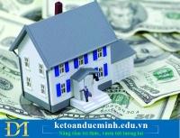Khung trích khấu hao tài sản cố định mới nhất - Kế toán cần biết