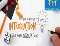 Một số lời mở đầu hay cho bài khóa luận tốt nghiệp chuyên ngành kế toán