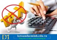 Vì sao công ty bị đóng mã số thuế và cách mở mã số thuế bị đóng? Kế toán Đức Minh