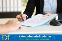 Mẫu tờ khai đăng ký/thay đổi thông tin sử dụng hoá đơn điện tử - Kế toán Đức Minh.