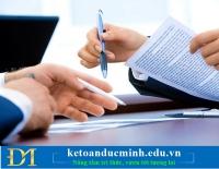 Mẫu hợp đồng lao động thời vụ 2017- Người lao động và kế toán cần biết.