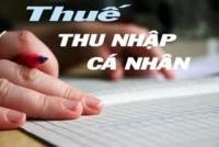Thu nhập nào được miễn thuế TNCN ?