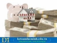Tổng hợp những nghiệp vụ liên quan đến tiền gửi ngân hàng P2- Kế toán Đức Minh.