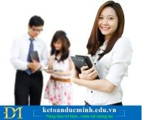 Nhận diện 5 tố chất cần thiết của người làm kế toán