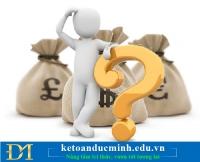 Phương pháp phân bổ chi phí bán hàng – Kế toán Đức Minh.