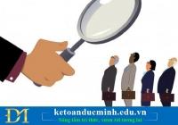 Kinh nghiệm phỏng vấn sinh viên kế toán mới ra trường không nên bỏ qua - Kế toán Đức Minh.