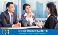"""8 câu hỏi """"phỏng vấn ngược lại"""" nhà tuyển dụng khiến bạn được đánh giá cao"""