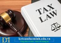 Tổng hợp điểm mới Luật Quản lý thuế 2019 – Kế toán Đức Minh.
