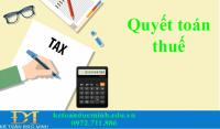 Cần chuẩn bị những gì cho quyết toán thuế cuối năm