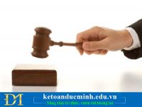 Những quy định mới ảnh hưởng đến doanh nghiệp vào cuối năm 2018 - Kế toán Đức Minh.
