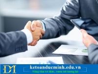 Quy định về doanh nghiệp vay vốn tiền – Kế toán Đức Minh.