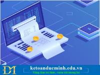 Phân biệt Hóa đơn điện tử chuyển đổi ra giấy và hóa đơn giấy- Kế toán Đức Minh.