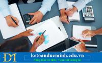 Giải pháp hoàn thiện tổ chức bộ máy kế toán doanh nghiệp thương mại- Kế toán Đức Minh