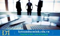 Thủ tục thành lập văn phòng đại diện nước ngoài tại Việt Nam- Kế toán Đức Minh