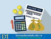Có bắt buộc phải cấp chứng từ khấu trừ thuế TNCN cho người lao động không? -Kế toán Đức Minh.