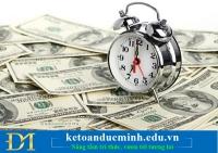 Cách tính tiền lương làm theo giờ- Kế toán và người lao động cần biết