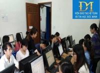 Khóa học Tin học Văn phòng ở Hà Đông tại Tin Học Đức Minh
