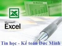 Khoá tin học văn phòng Microsoft Excel  cơ bản