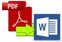 Đọc và chỉnh sửa file PDF trong Word 2013