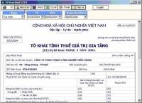 Doanh nghiệp không phải nộp bảng kê mua vào, bán ra của tờ khai thuế GTGT từ ngày 01/01/2015