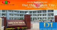 Trường Đại học Thành Tây tuyển sinh Hệ đào tạo Chất lượng Cao ở Hà Nội năm 2016