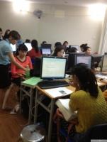 Lớp học kế toán thực tế tại hà nội cho người đi làm