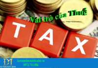 Thuế có vai trò gì đối với doanh nghiệp và cá nhân?