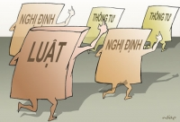 Tổng hợp các văn bản pháp luật, thông tư, nghị định của thuế