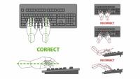 Hướng dẫn gõ 10 ngón – cách gõ 10 ngón nhanh và chuẩn
