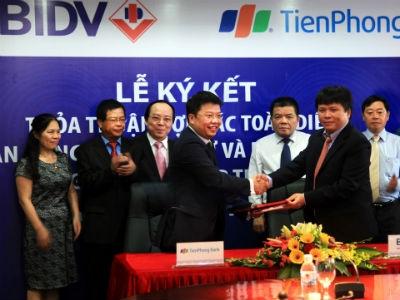 Kế toán Đức Minh trở thành đối tác của Tienphongbank