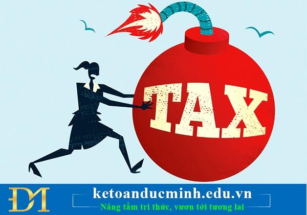 Hiểu như thế nào về hành vi trốn thuế của các doanh nghiệp?