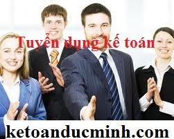 Tuyển gấp kế toán công nợ làm việc tại Hà Nội